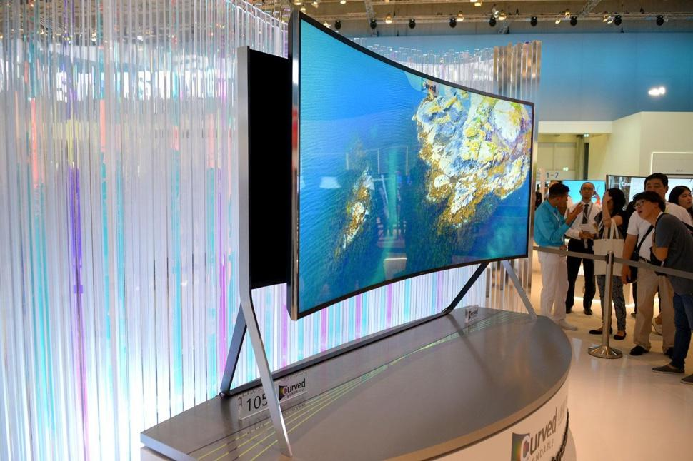 The Best Tvs At Ifa 2014 Digital Trends
