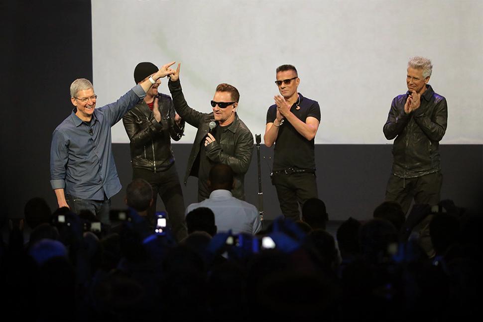 Apple and Bono prove celebrity tech endorsements don't ...