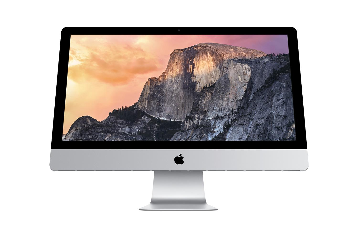 apple imac retina vs standard imac vs dell xps 27 touch. Black Bedroom Furniture Sets. Home Design Ideas