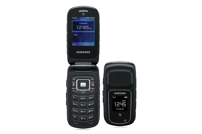 Flip Phones Aren T Dead After All Meet The Samsung Rugby