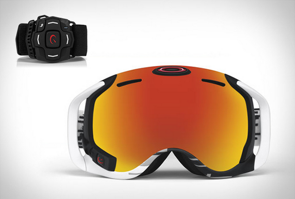 Oakley Ski Goggles Hud