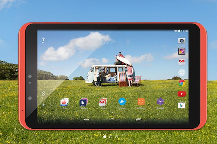 UK retailer Tesco launches the Hudl 2 tablet, with Intel power inside