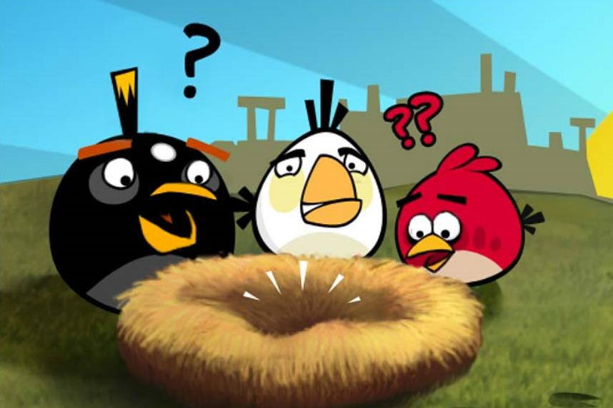 Angry birds creator to lay off 130 staff amid slow growth angry birds creator rovio lay 130 staff voltagebd Choice Image