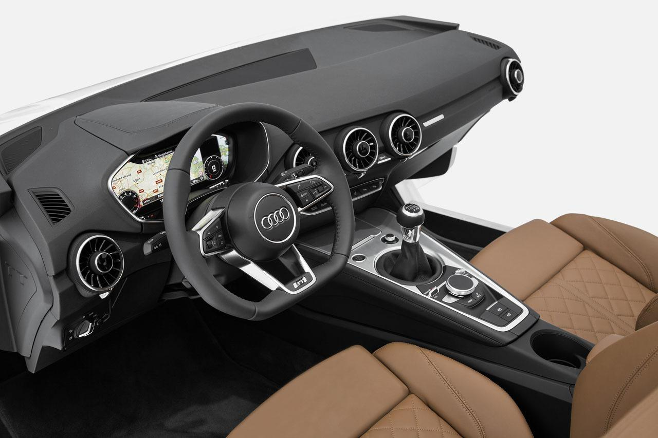 audi tt virtual cockpit won 39 t be used in larger models digital trends. Black Bedroom Furniture Sets. Home Design Ideas