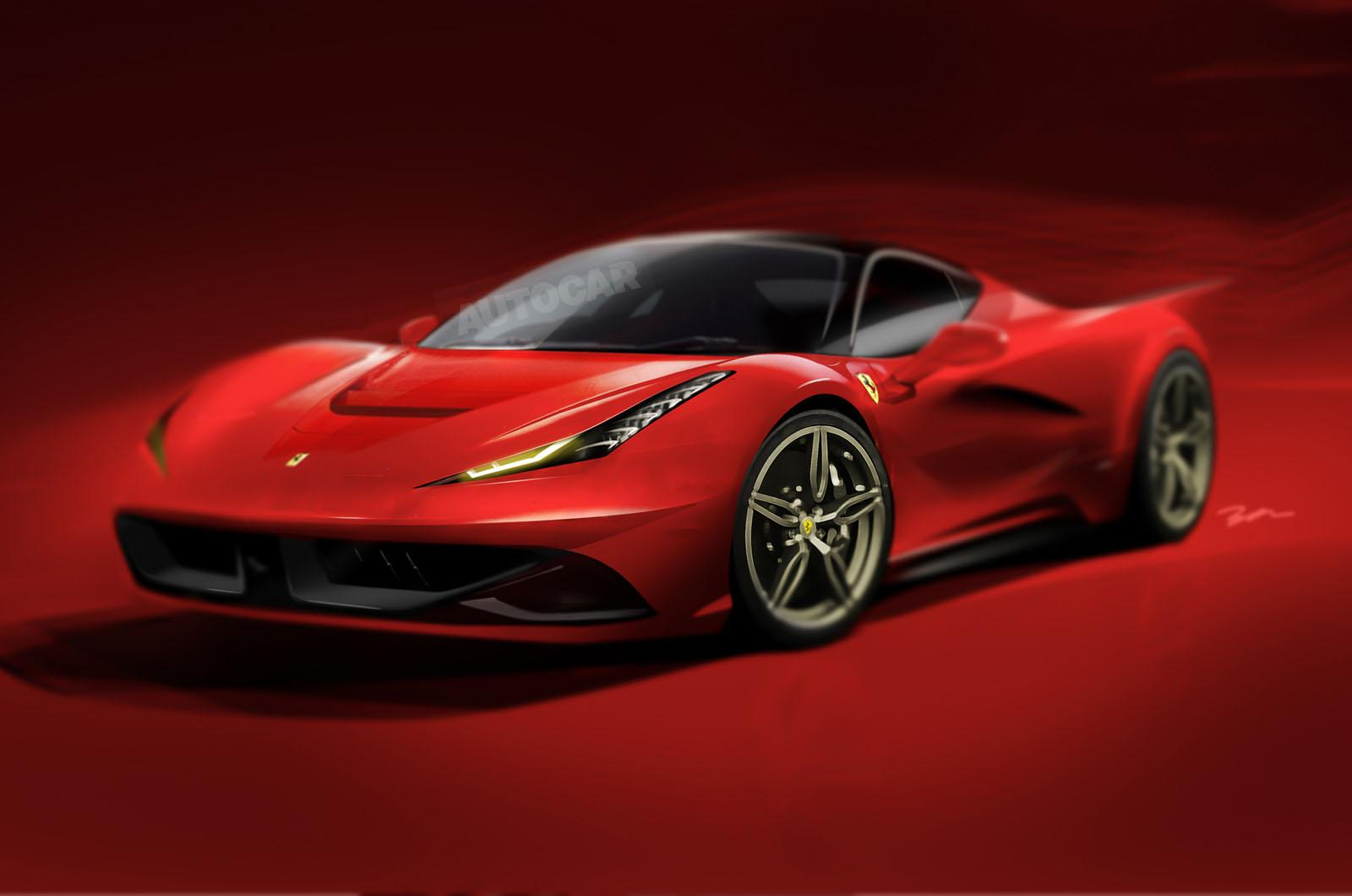 Ferrari 458 Rumors May Feature Twin Turbo V8 With 650 Hp