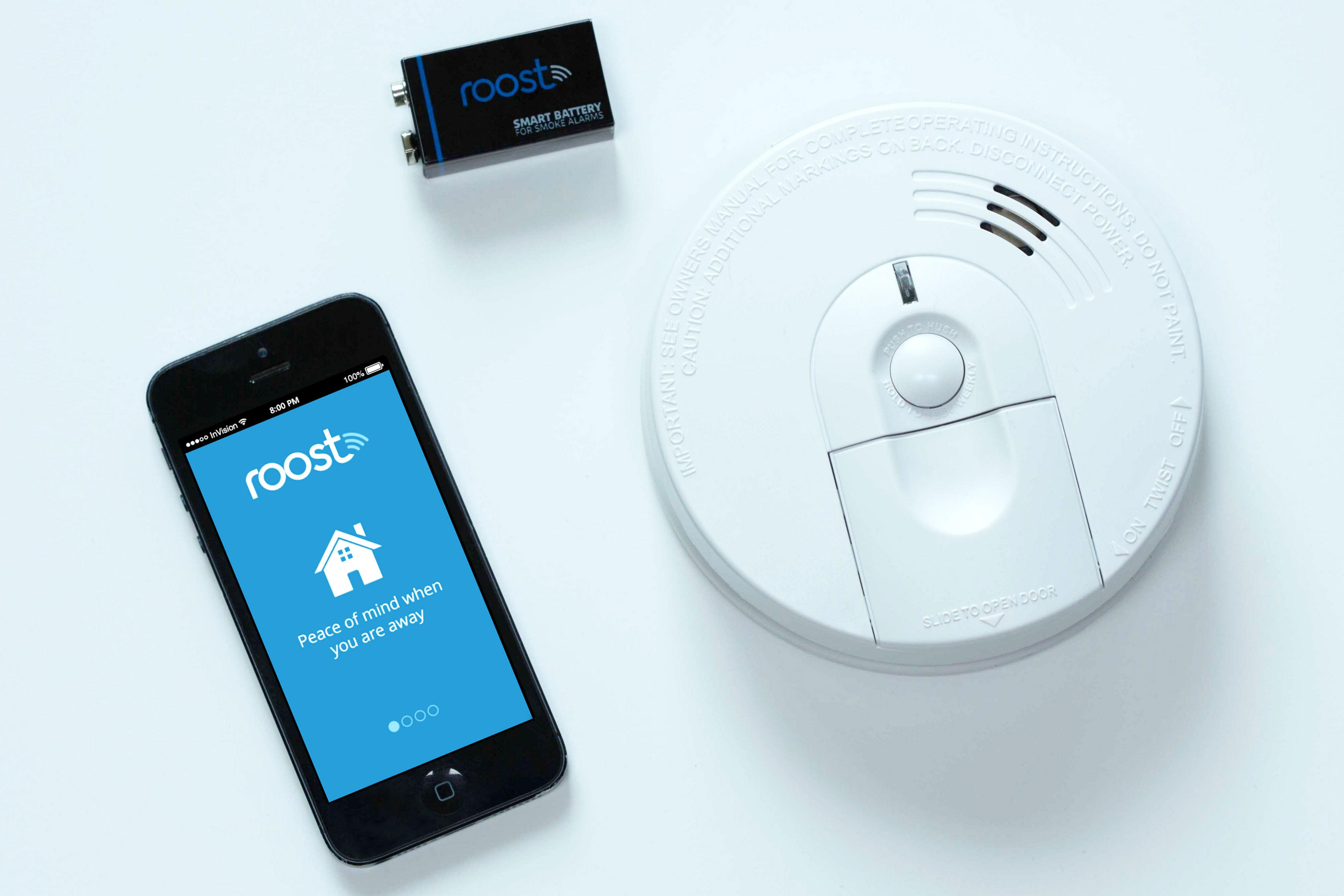 Roost Add Network Connectivity To Your Oldschool Smoke