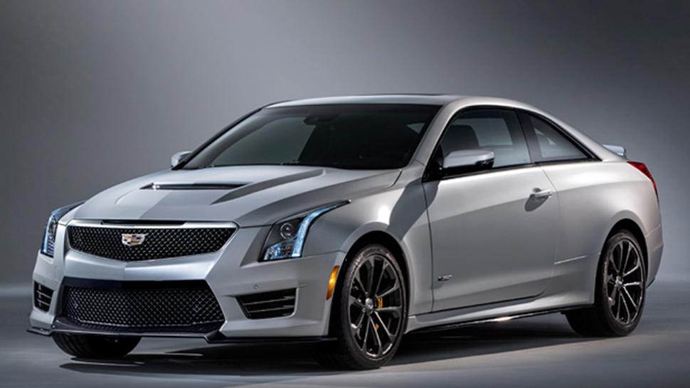 Beautiful 2016 Cadillac ATSV Leaked Ahead Of Official Debut