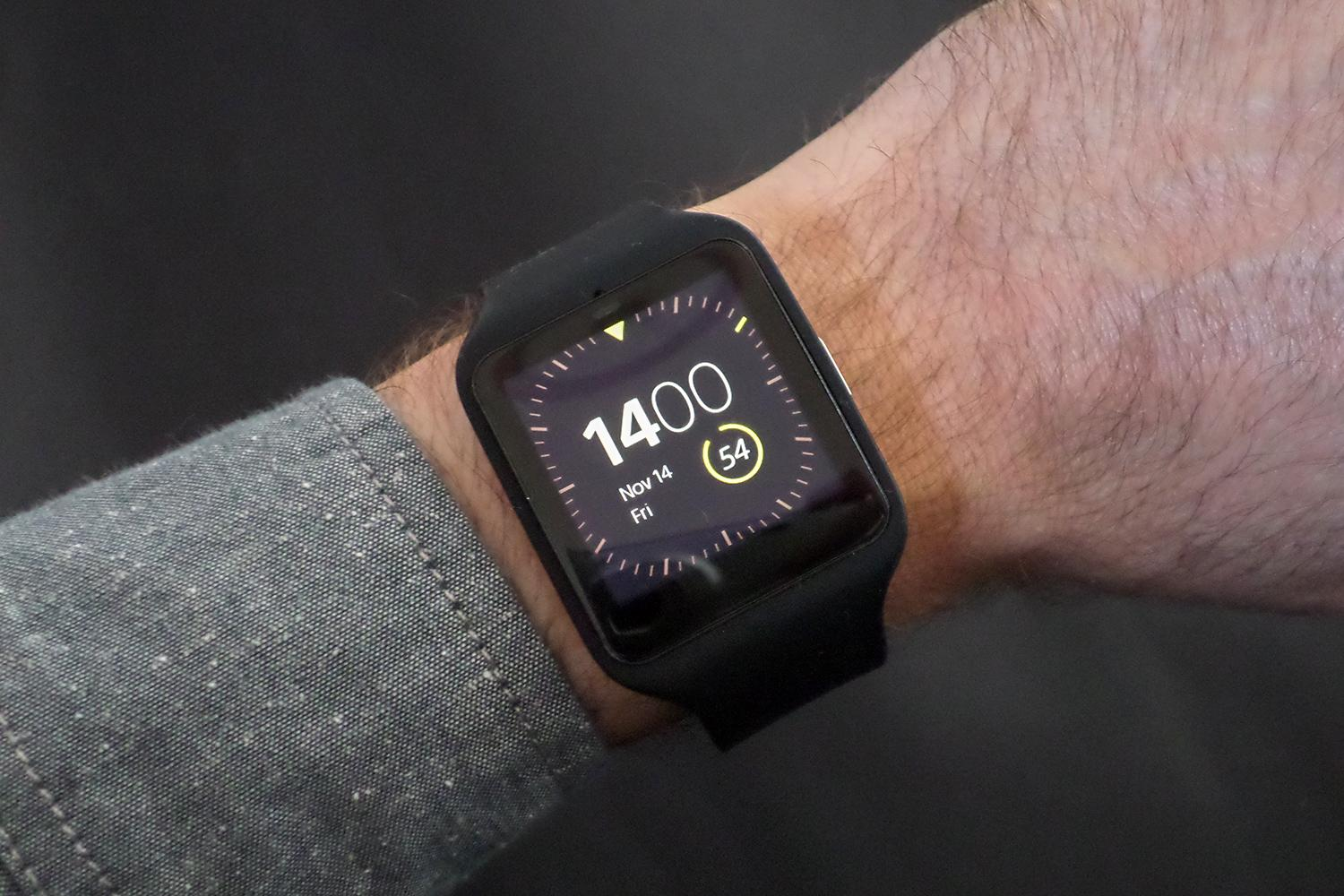 sony has plans for an e ink smartwatch digital trends. Black Bedroom Furniture Sets. Home Design Ideas