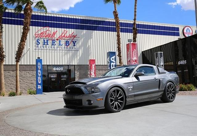 Ford Shelby GT500 Super Snake  Official pictures and specs