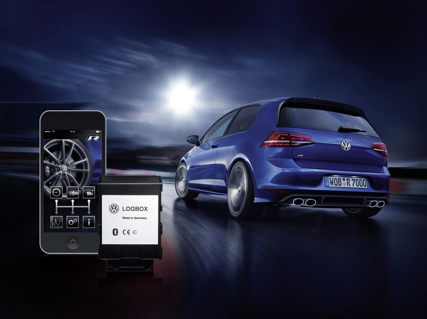 Volkswagen Logbox And Race App Official Details And