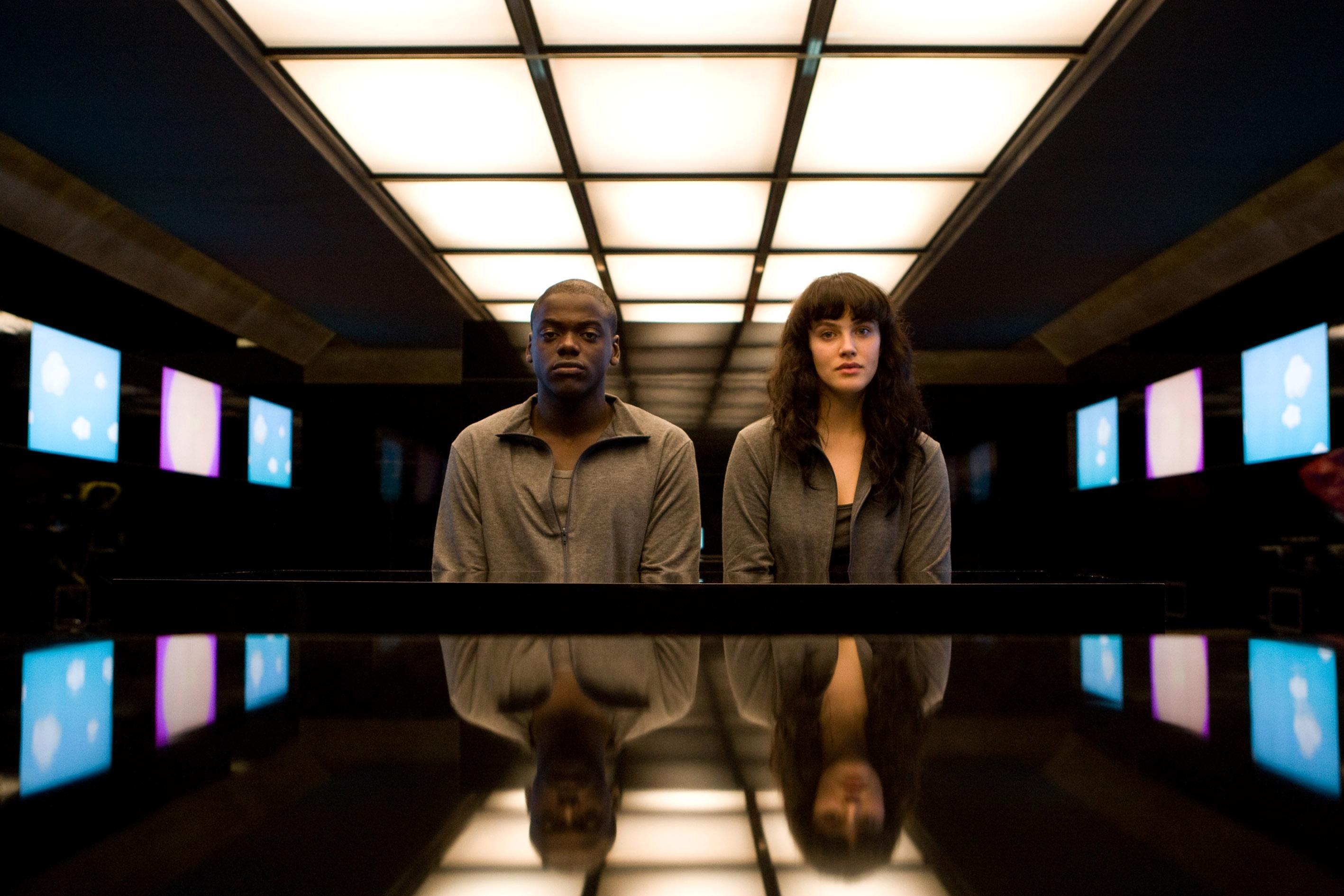 British sci fi miniseries black mirror now streaming on for Mirror black