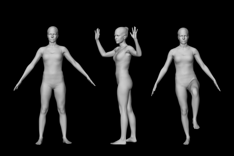 body virtual