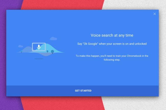use Off Screen google voice command