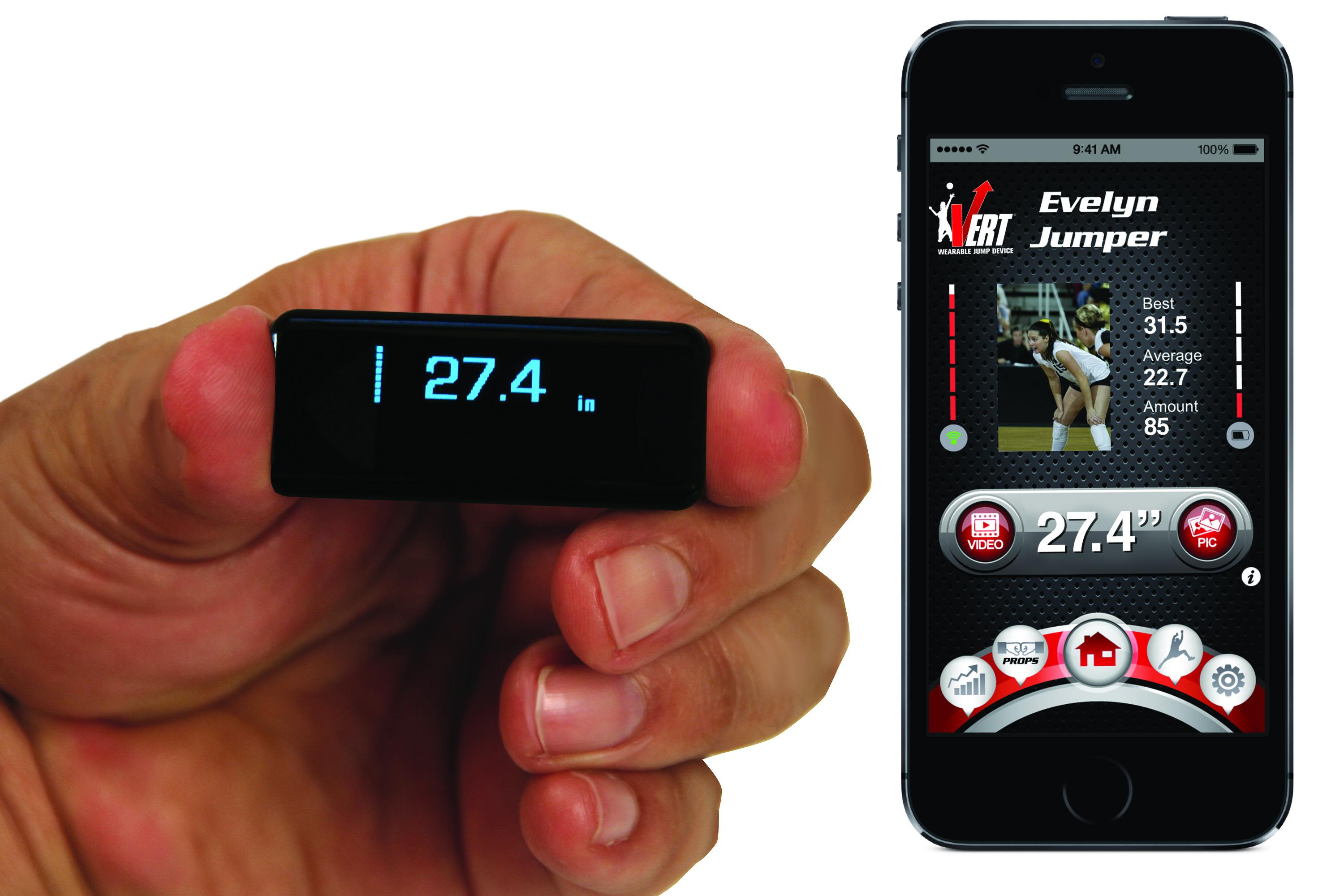 Follow These Tips To Make Yourself A Better Basketball Player VERT-Device-and-App