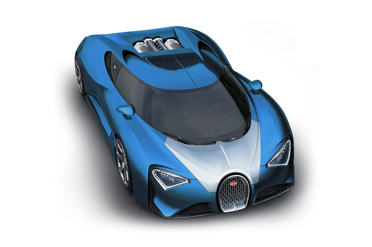 Bugatti Speedster Rumors Bugatti Veyron Based Model