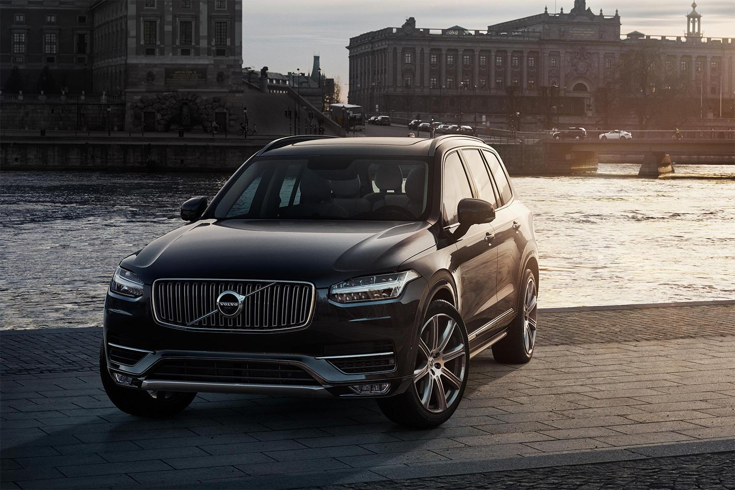 By 2018, Volvo's oldest vehicle could be the all-new XC90 | Digital ...
