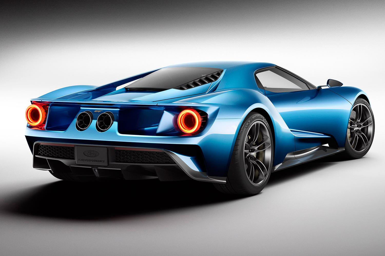 2016 Ford GT Carbon Fiber
