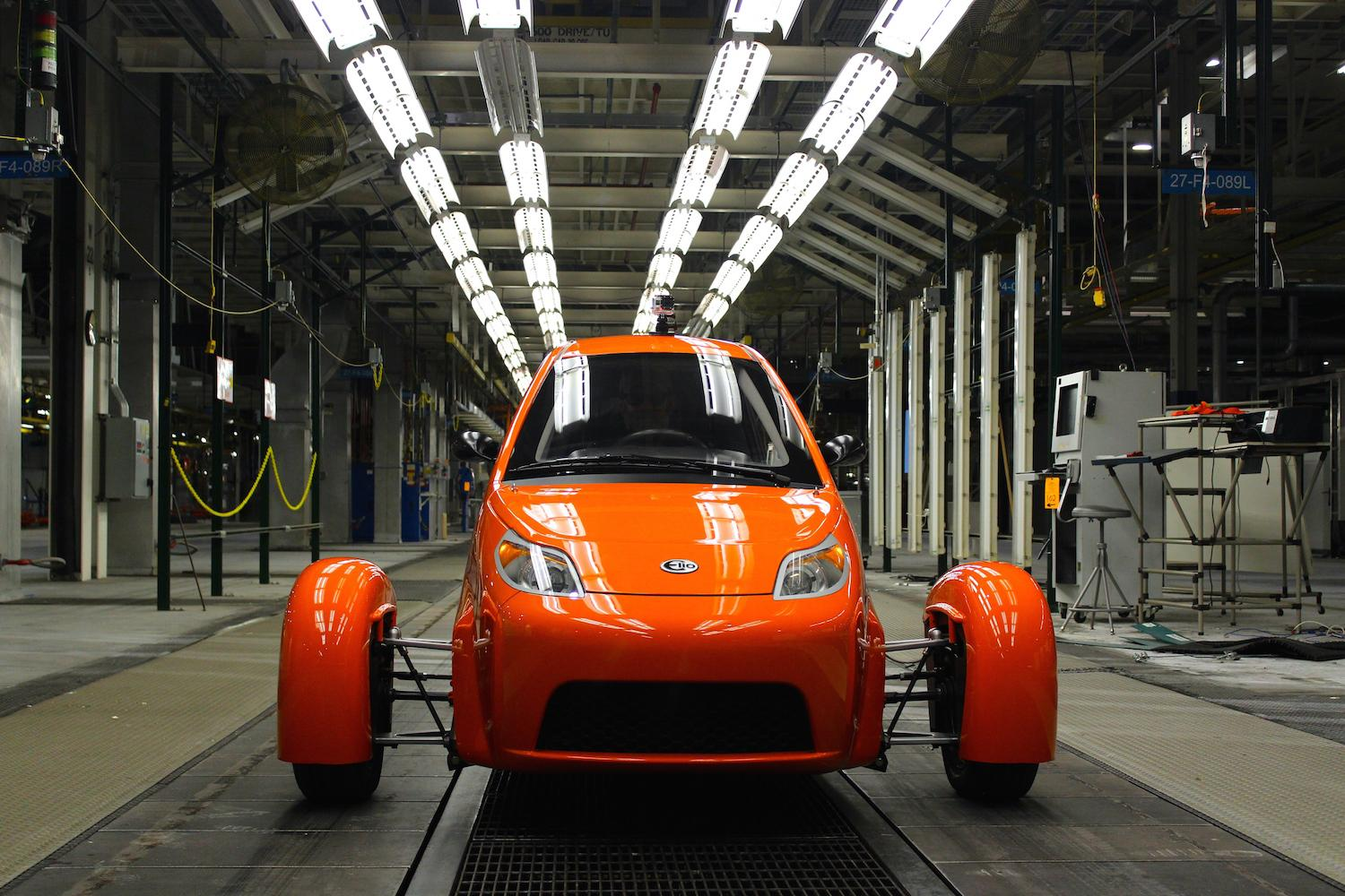 Elio Motors Production Pushed To 2016 Due To Finance Woes