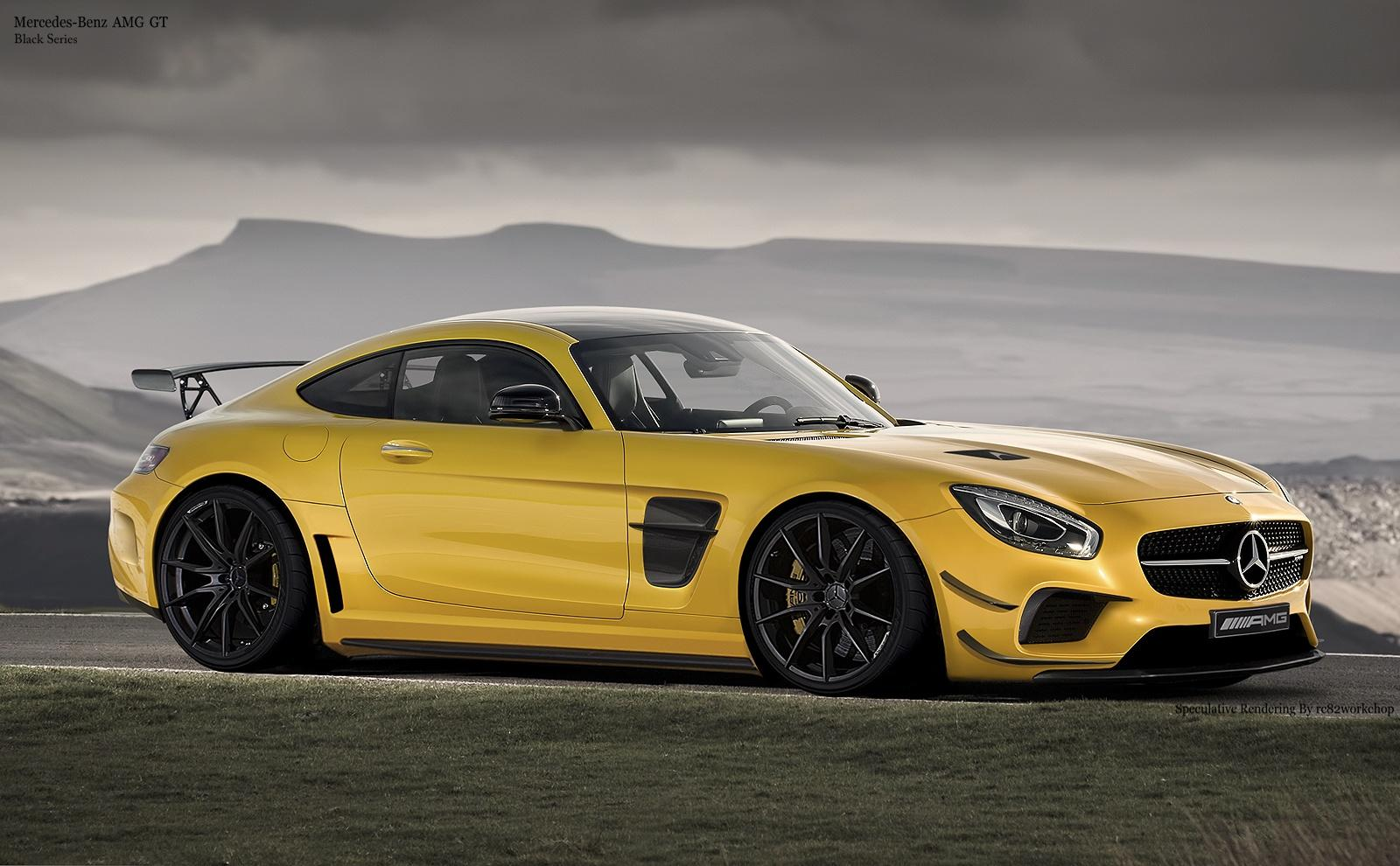 mercedes amg gt black series amg boss moers wants it digital trends. Black Bedroom Furniture Sets. Home Design Ideas