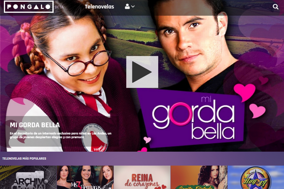 latin everywhere releases pongalo beta the first spanish language video streaming service