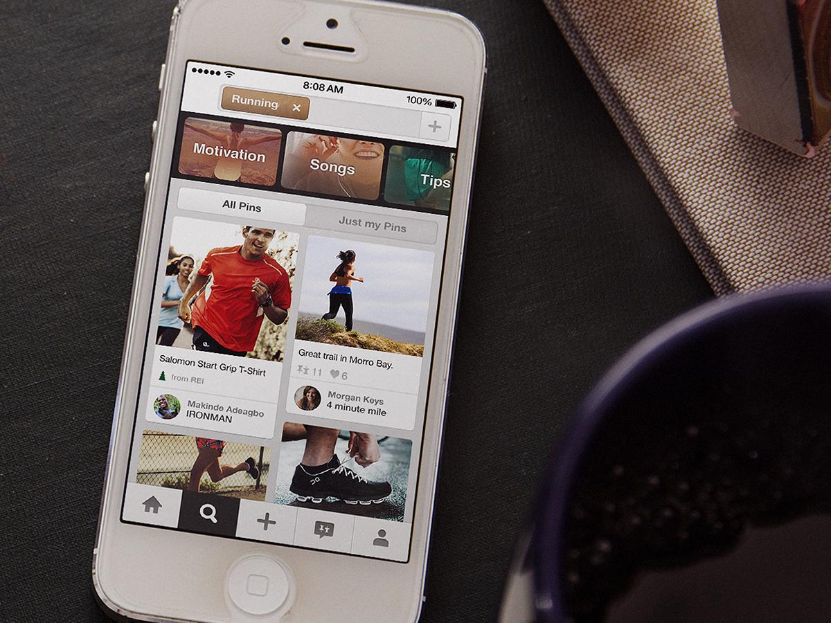 Pinterest makes a push into ecommerce with buy button - Pinterest mobel ...