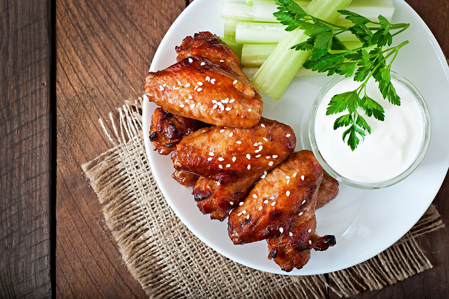 22 Delicious New Ways to Make Chicken Wings. Without a platter of these to devour, can a big party even happen?