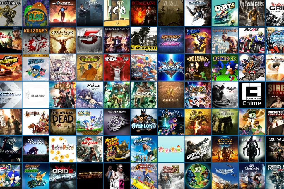 games of ps3: