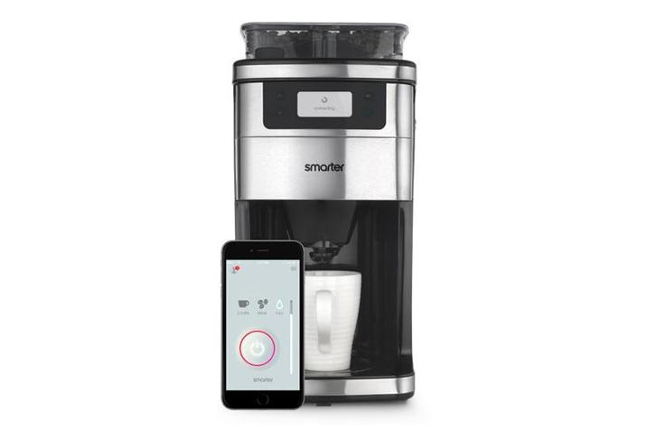 Smarter s Wi-Fi Connected Coffee Maker to Debut at CES 2015 Digital Trends