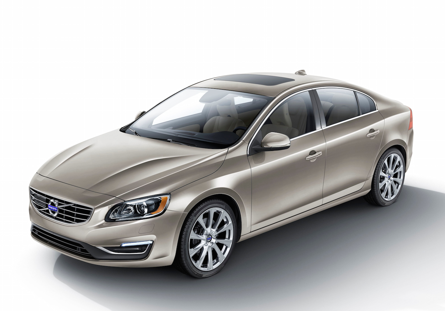 volvo s60 inscription could be first chinese built car sold in us digital trends. Black Bedroom Furniture Sets. Home Design Ideas