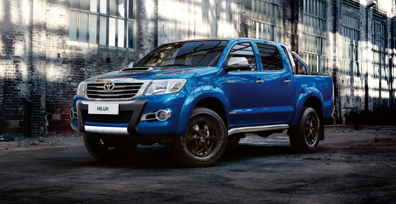 Toyota announces rangetopping Invincible X version of the Hilux