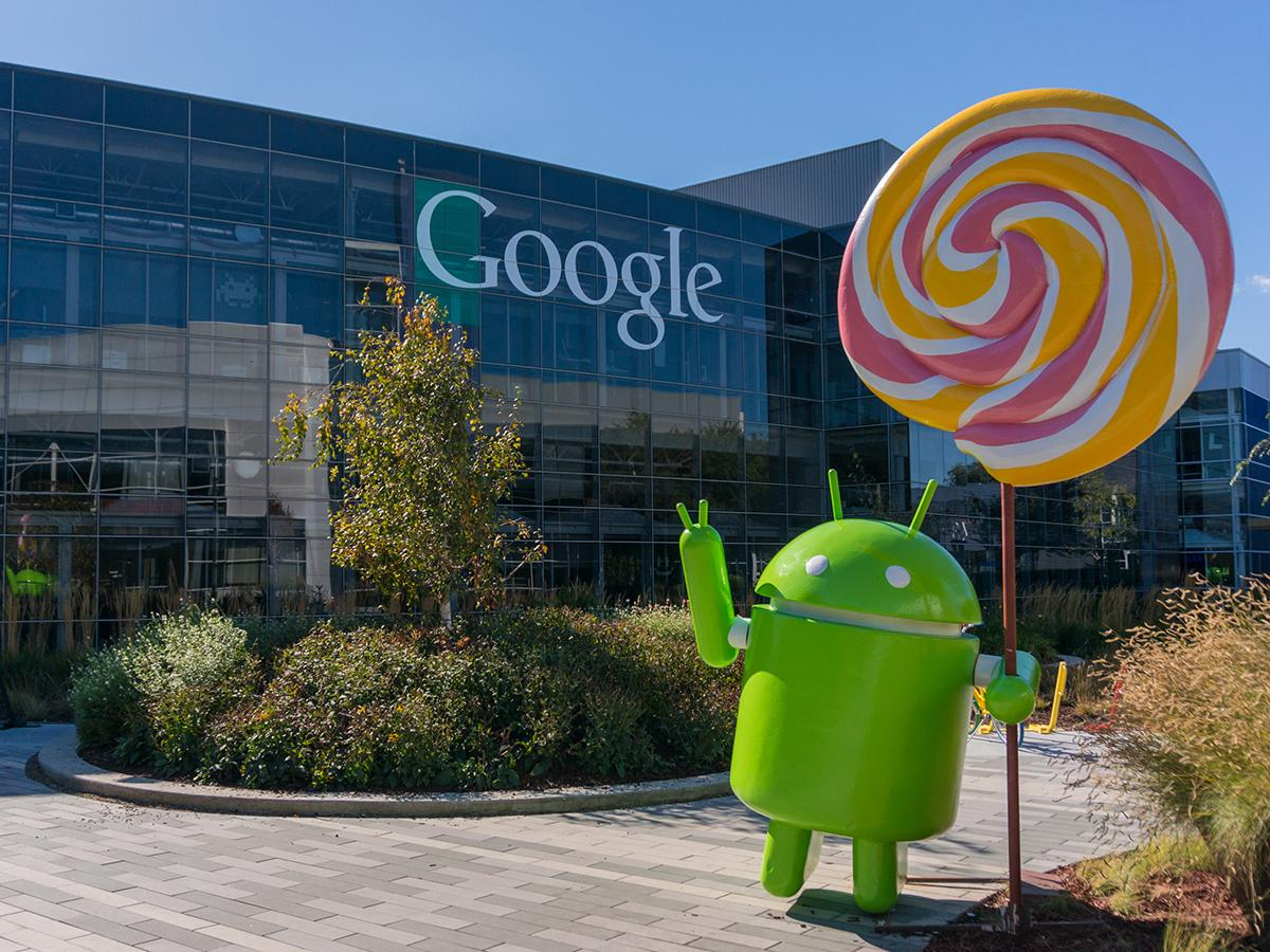 Google might have landed itself in hot antitrust waters for Google house builder