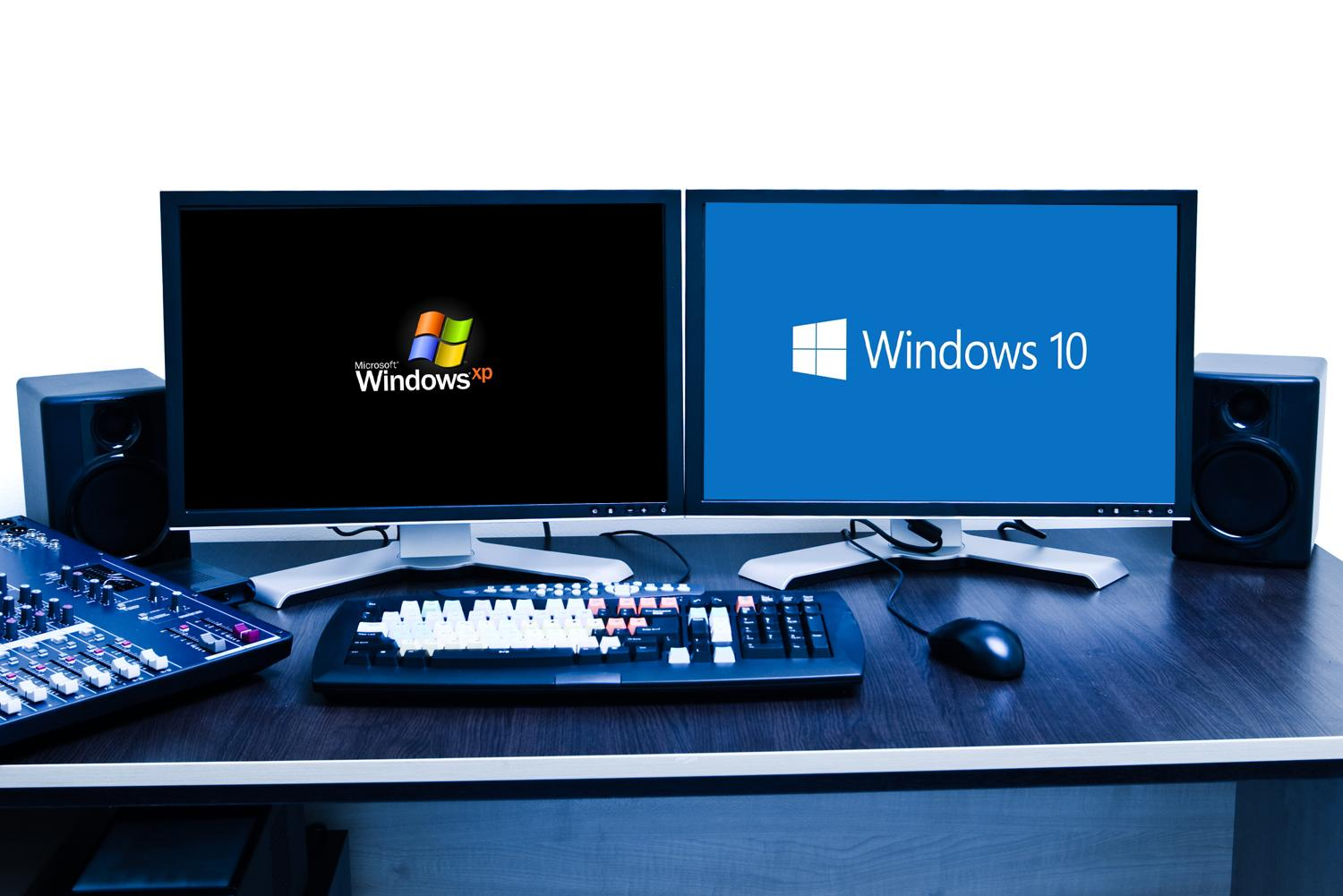How to dual boot Windows 10 with other Windows versions | Digital ...