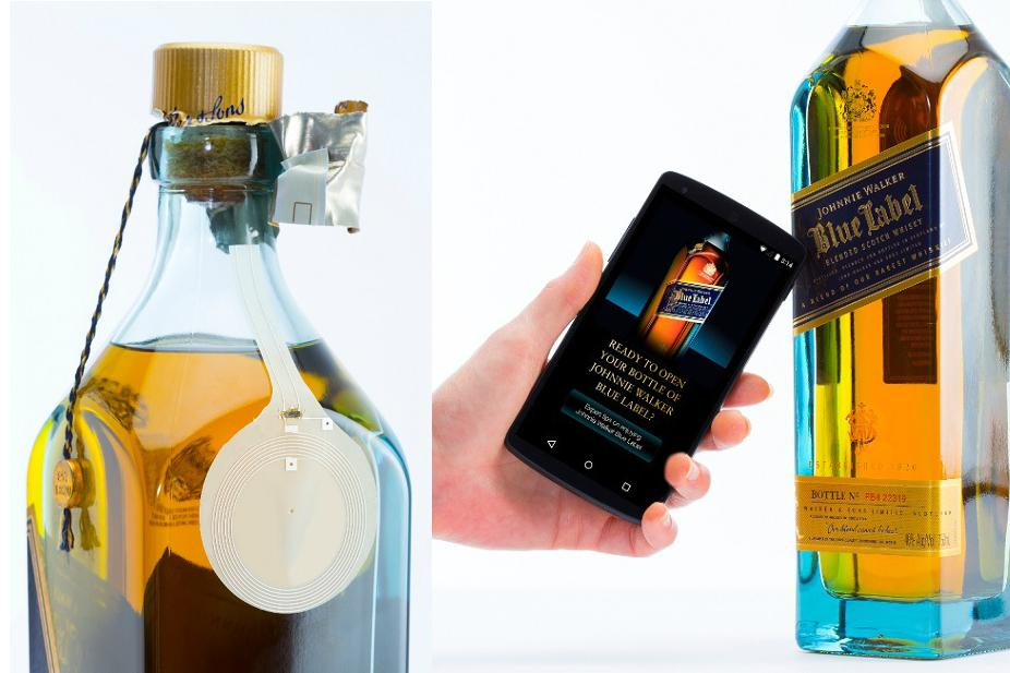 this smart liquor bottle can tell if your 200 scotch has been opened. Black Bedroom Furniture Sets. Home Design Ideas