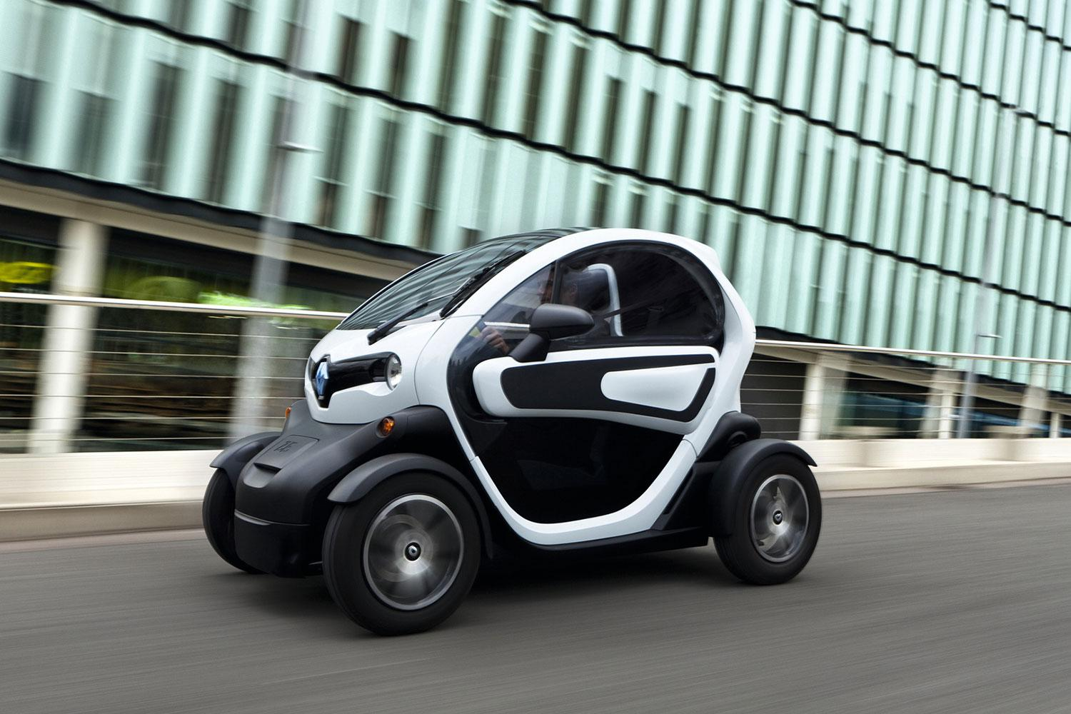 french revolution renault s twizy and kangoo inch closer to canadian shores. Black Bedroom Furniture Sets. Home Design Ideas