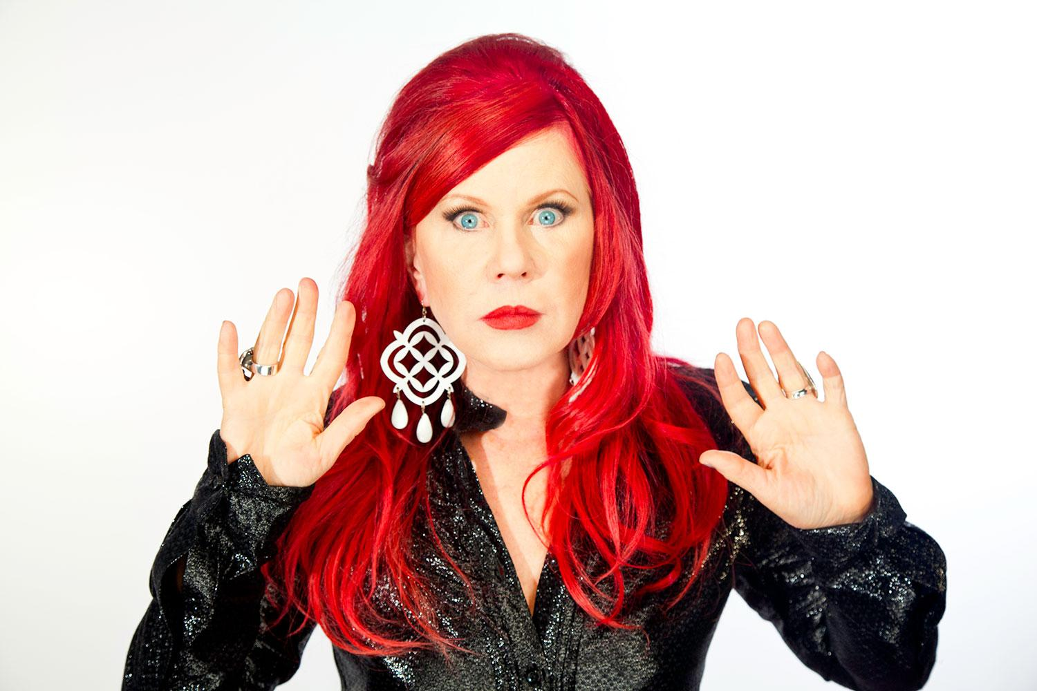 Interview B 52s Singer Kate Pierson On Guitars And