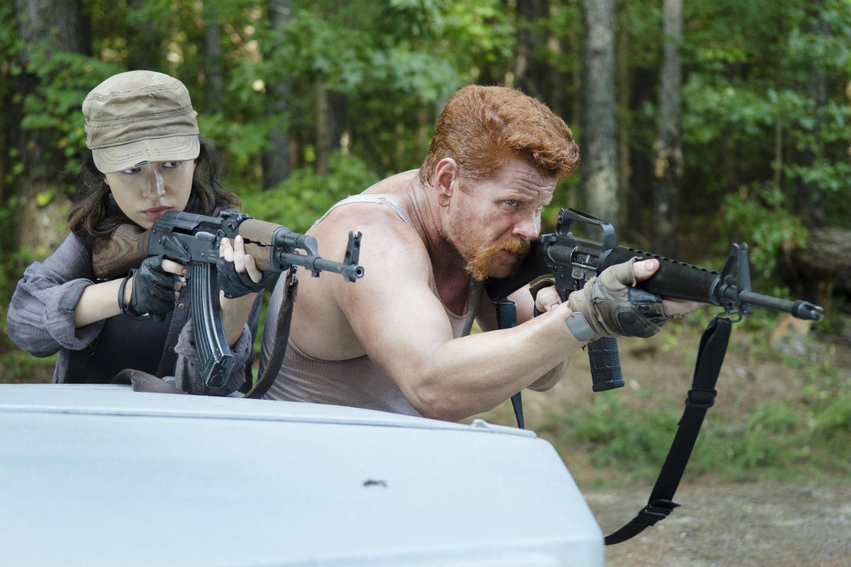 The Walking Dead S05E11 - 2