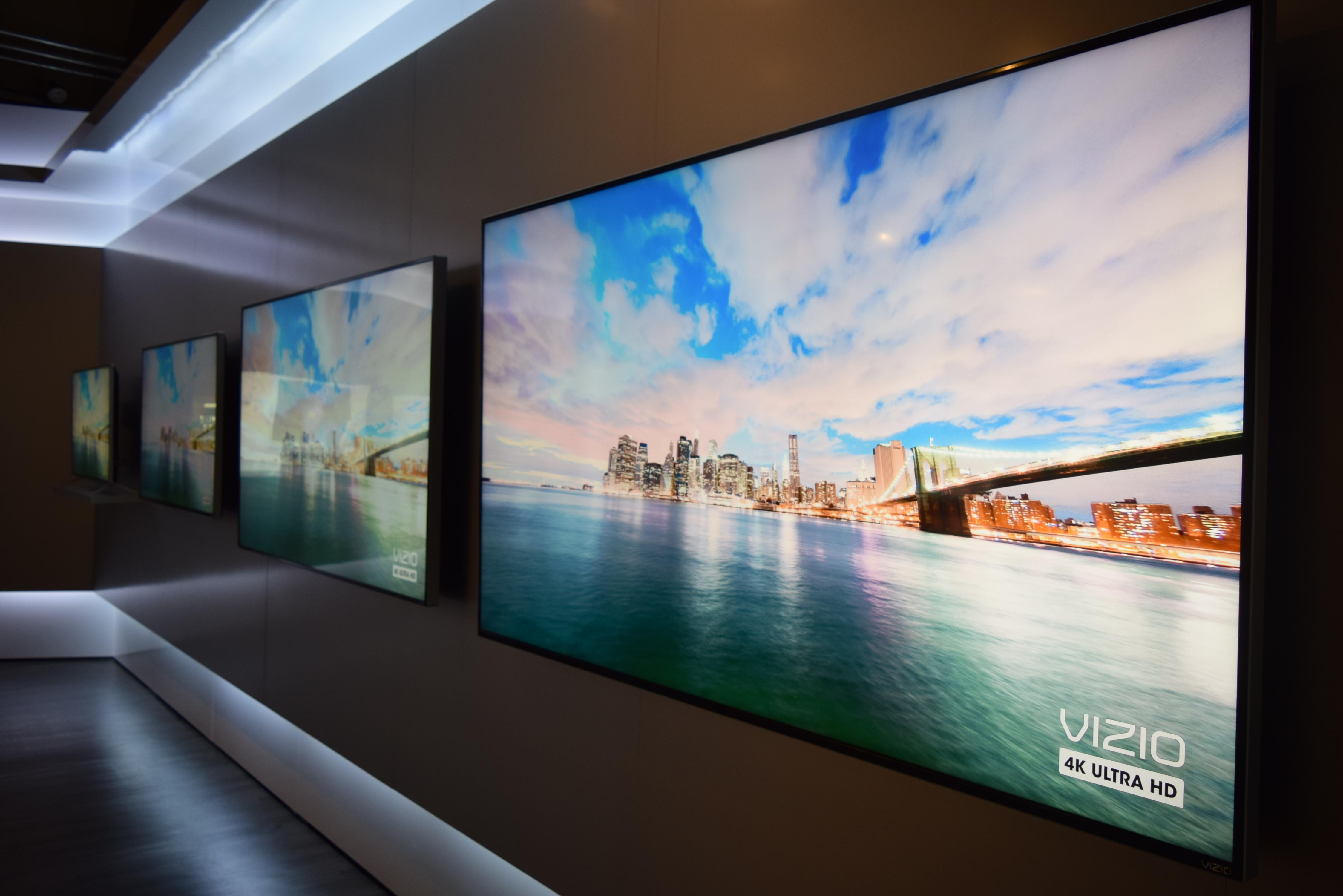 vizio tv 80 inch 4k. vizio confirms pricing, availability on new m-series 4k tvs, highlights 43-inch for $600 tv 80 inch 4k