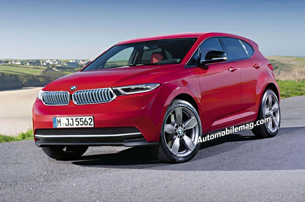Much Xcite Bmw May Be Working On A New Entry Level Crossover