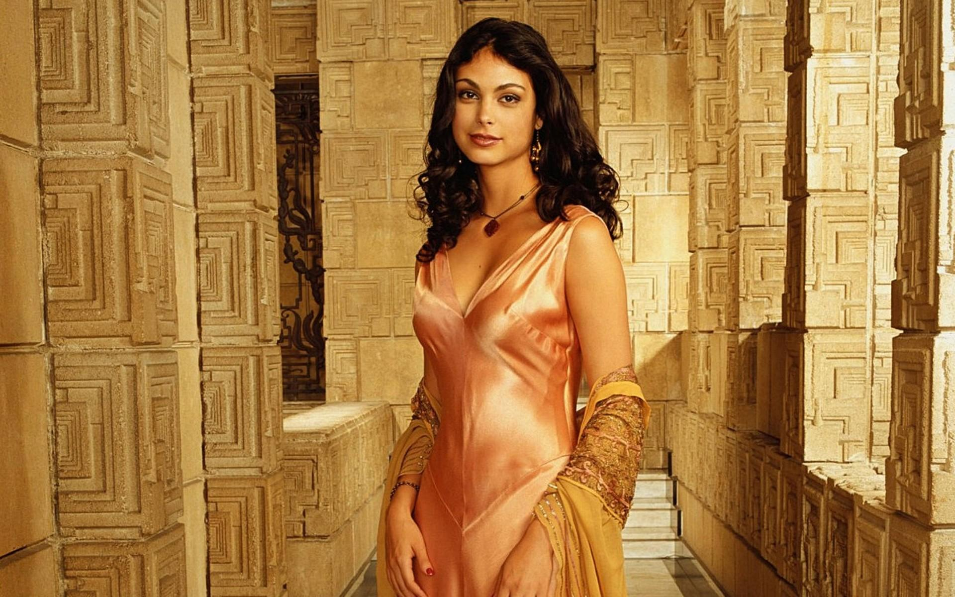 Firefly actress Morena...