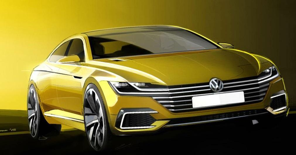 Heritage Volkswagen Subaru >> Volkswagen CC concept previews the future of the ...