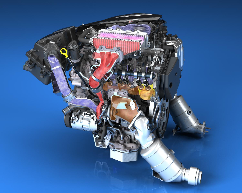 Cadillac Ats V Specs >> 2016 Cadillac CT6 gets a twin-turbo V6
