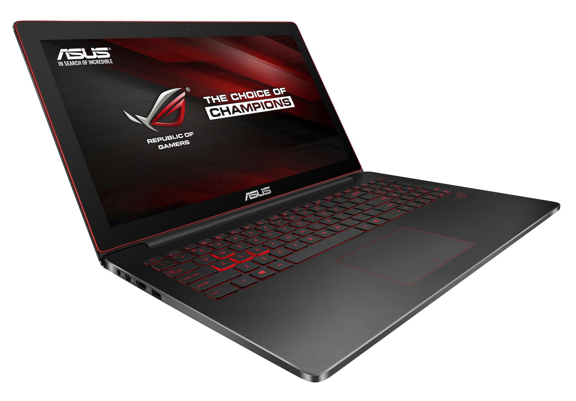 asus gaming laptop netonnet