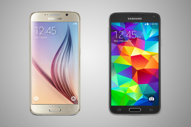 galaxy s6 vs galaxy s5 is samsung 39 s latest phone better. Black Bedroom Furniture Sets. Home Design Ideas