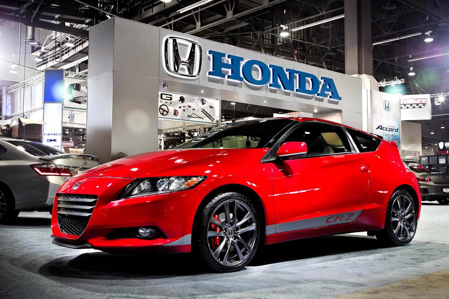 honda s cr z might lose the hybrid get a turbo engine and a full sport makeover for in 2018. Black Bedroom Furniture Sets. Home Design Ideas