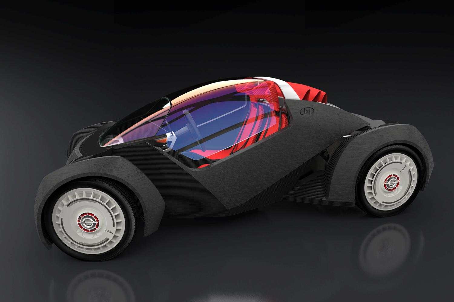 What can 17 000 buy instead of the top end apple watch for Local motors 3d printed car