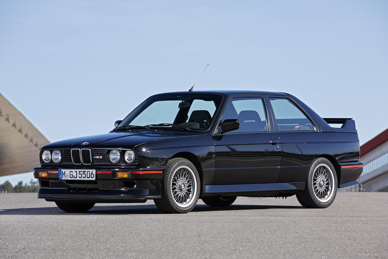 Bmw E30 M3 >> Bmw S Future M Car Will Be Taking Inspiration From The Classic E30 M3