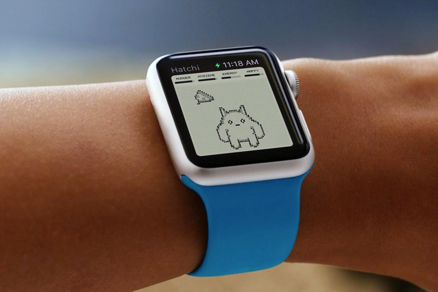 One Of The First Apps Announced For The Apple Watch Is A