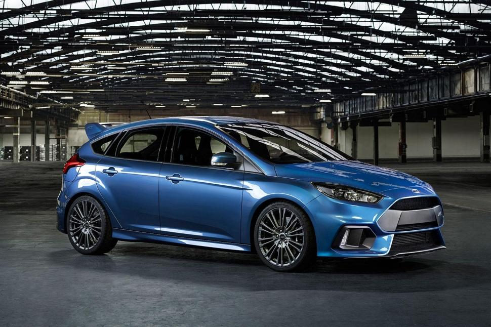 Good News Powersliders The All New Ford Focus Rs Will Have A
