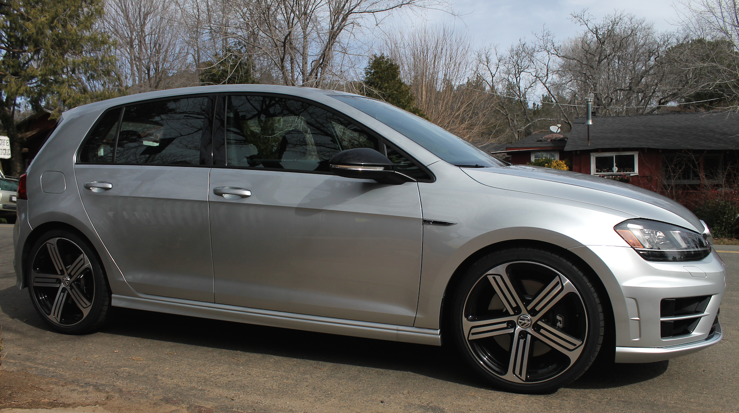 vws  volkswagen golf r sold out in hours but digital trends the first one silver