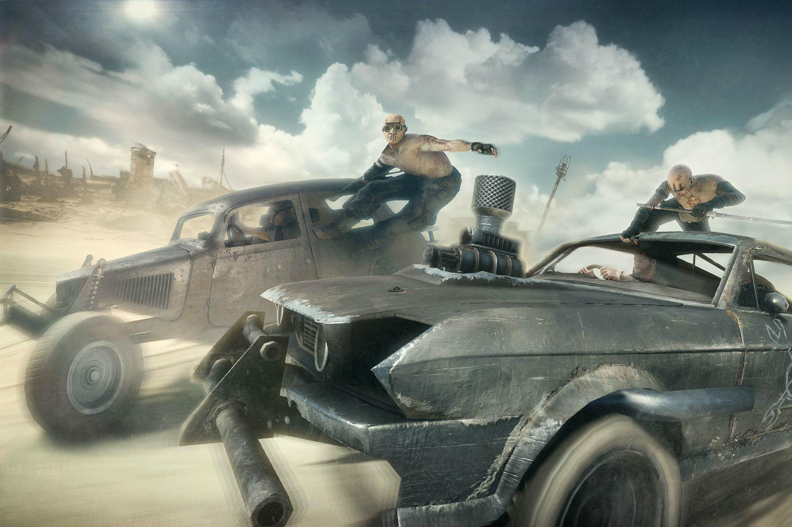 Mad max release date